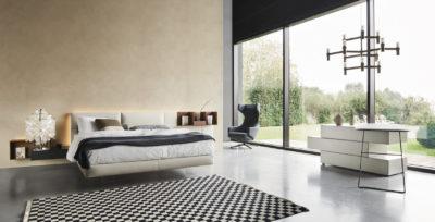 Collezione camere da letto by SANGIACOMO - la dimensione privata dell'abitare -  PT. 1/2