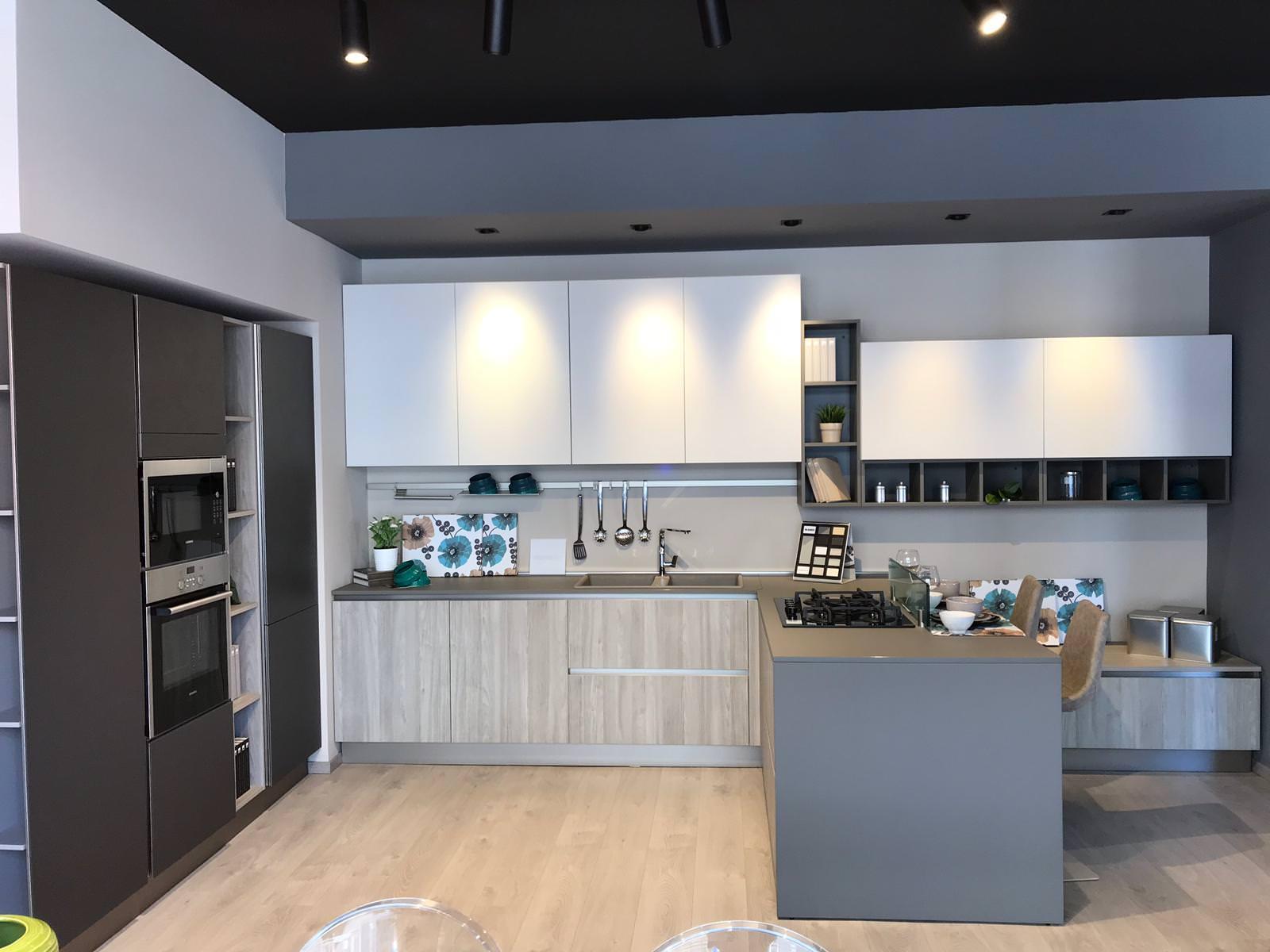 Ricambi Cucine Lube Napoli cucina lube mod. 'immagina', completa di elettrodomestici
