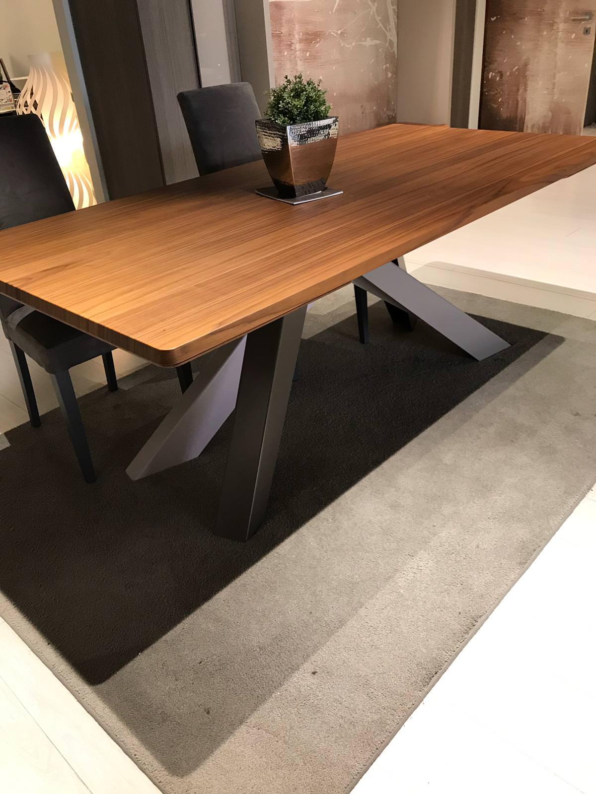 Tavolo allungabile Bonaldo in legno - Rafaschieri Arredamenti