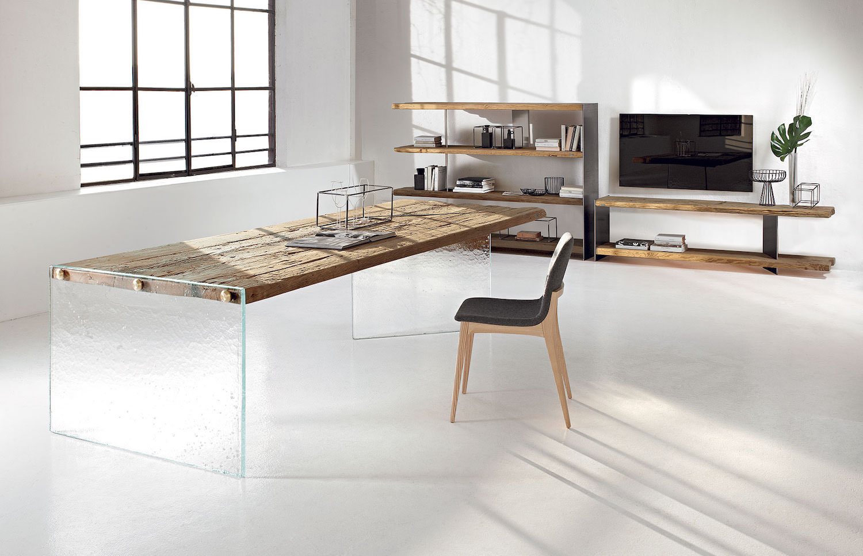 Tavolo Design Legno Naturale.Tavoli Di Legno Naturale By Nature Design La Bellezza Parte Da