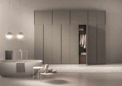 """Sistema armadi """"Wardrobe"""" by Tumidei - innovazione e design con stile per qualsiasi esigenza funzionale"""