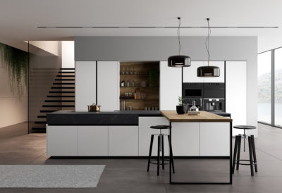 Cucine Moderne by Arredo3 - Design pulito ed essenziale - PT. 1/2