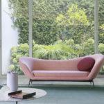 Coll. OLTREMARE by Saba: Sedute di Design, curve asimmetriche per suggestioni e visioni da VIVERE!